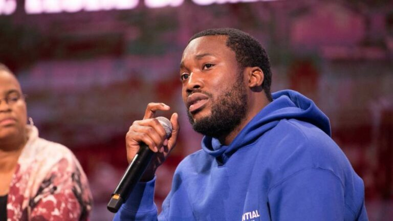 MEEK MILL BLAMES FAME WHILE SHARING A STORY ABOUT FAMILY BETRAYAL